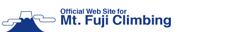 Official Web Site for Mt. Fuji Climbing